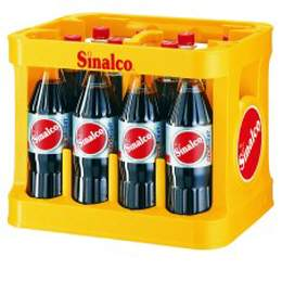 Sinalco Cola light 12/1 Ltr. MEHRWEG