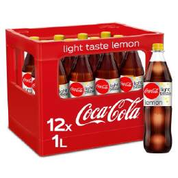 Coca Cola light coffeinfrei 12/1 Ltr. MEHRWEG
