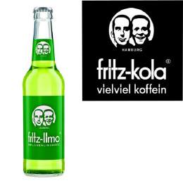 fritz-limo Melonenlimonade 6/0,33 Ltr.