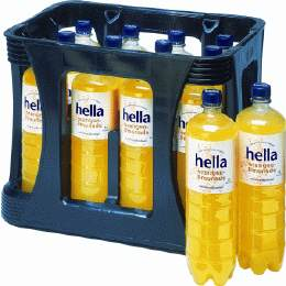 Hella Orange 12/1 Ltr.  EINWEG