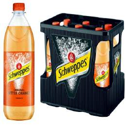 Schweppes Indian Tonic Water 6/1 Ltr. MEHRWEG