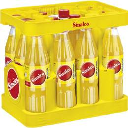 Sinalco Orange light 12/1 Ltr. MEHRWEG