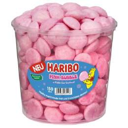 Haribo Pink Bubble