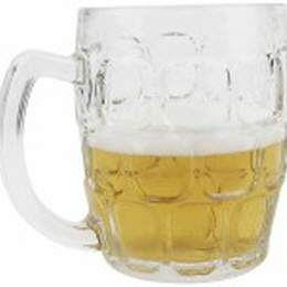 Bier-Humpen, neutral 0,5 l